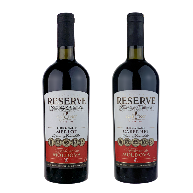 Reserve Garling RED